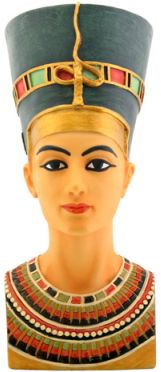 Ancient Egyptian Egyptian Queen Nefertiti Statue ...