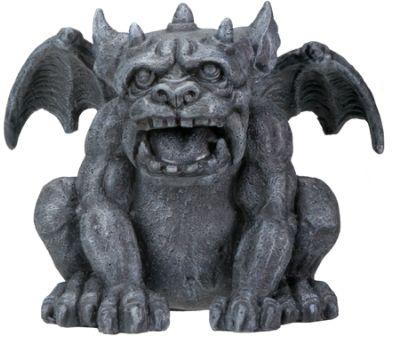Gothic Gargoyles Fido Gargoyle Statue Mandarava Gifts