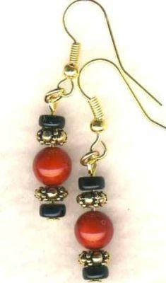 Handmade Jewelry Coraline Handmade Earrings Mandarava Gifts For The Spirit