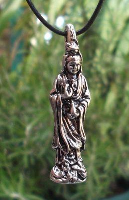 Small standing kuan yin guanyin pendant mandarava gifts for the small standing kuan yin guanyin pendant aloadofball Gallery