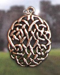 Celtic Eternal Life Knot Available on Display Card