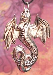 Royal Dragon Pendant