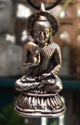 Dharma Buddha Pendant Available on Display Card