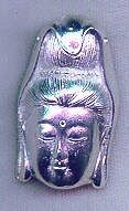 Large Kuan Yin Head Charm