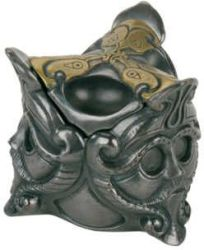 Celtic Mask Jewelry Box