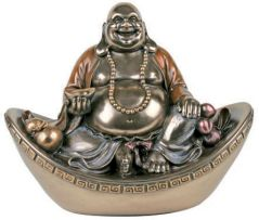 Fortune Buddha On Nugget
