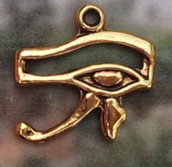 Egyptian Eye Of Horus Jewelry Pendant - Small