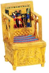 Hetepheres Throne Jewelry Box