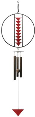 Frank Lloyd Wright -midway Garden Wind Chime