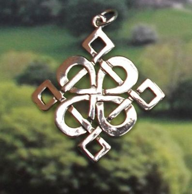 Celtic Creation Knot Jewelry Pendant