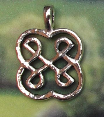 Celtic Good Luck Celtic Knot Jewelry Pendant