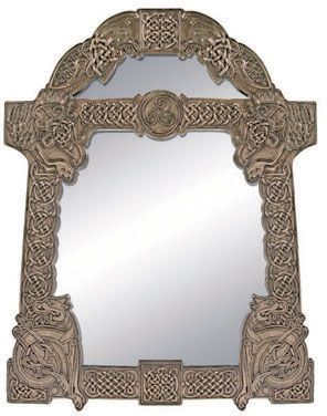 Celtic Ornate Celtic Wall Mirror