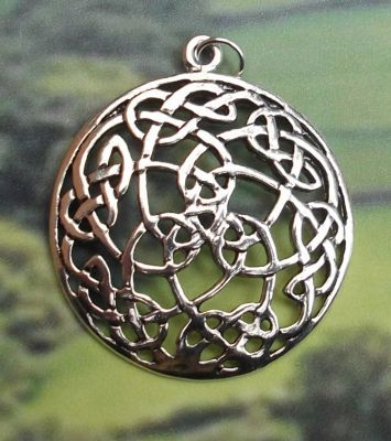 Hope And Change In Egypt >> Celtic Wheel Of Life Jewelry Pendant - Mandarava Gifts for the Spirit