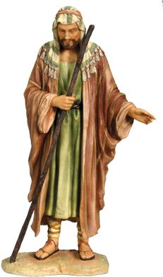 Christian Statues - Nativity -  Joseph Statue