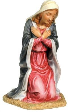 Christian Statues - Nativity -  Mary Statue