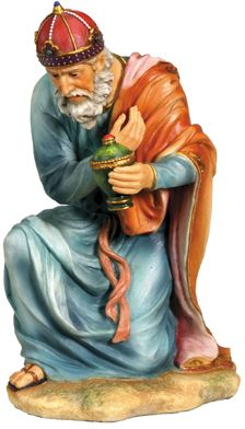 Christian Statues  - Nativity - Balthasar Statue