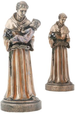 Christian Statues St. Anthony Statue