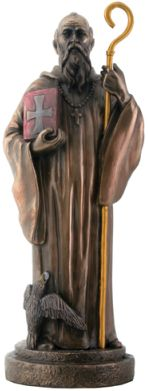 Christian Statues - St Benedict Statue