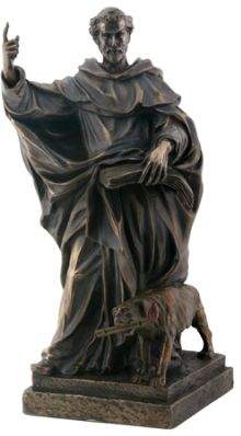 Christian Statues St. Dominic Statue