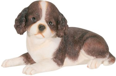 Dog Breed Statues - English Springer Spaniel Puppy