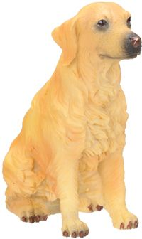 Dog Breed Statues - Golden Retriever - Small