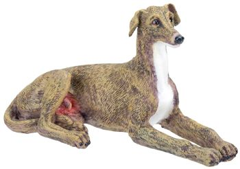 Dog Breed Statues - Greyhound