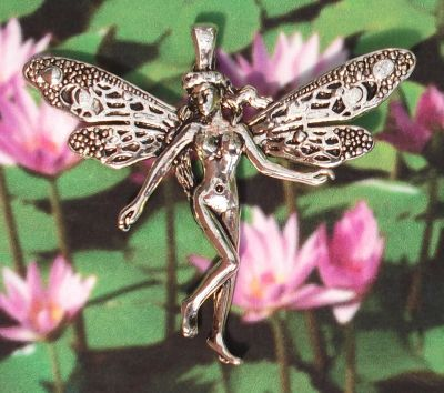 Dream Fairy Pendant