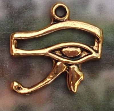 Egyptian Eye Of Horus Pendant - Small