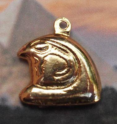 Wholesale egyptian pendants small egyptian horus head pendant aloadofball Choice Image