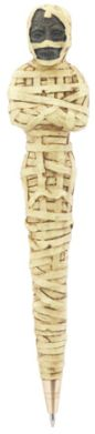 Ancient Egyptian Mummy Writing Pens (6 Pack)