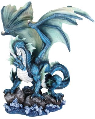 Extra Large Water Dragon Statue