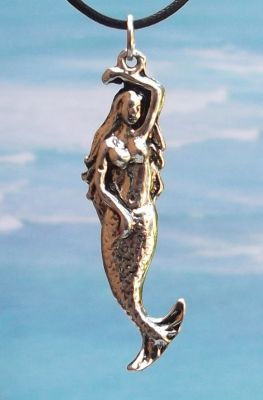 Lorelei Mermaid Pendant