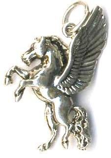 Pegasus Flying Horse Pendant