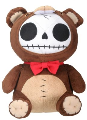 Furry Bones Honeybear Plush Toy