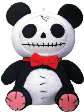Furrybones Small Pandie Panda Plush Toy