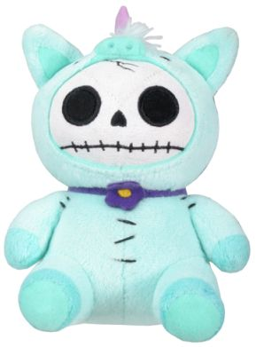 Furrybones Small Unie Unicorn Plush Toy