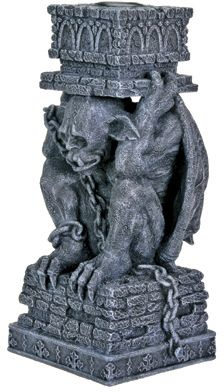 Dante The Light Keeper Gargoyle Statue