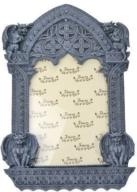 Gargoyle Picture Frame For 5x7 Picture