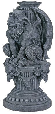 Hugo The Light Keeper Gargoyle Statue