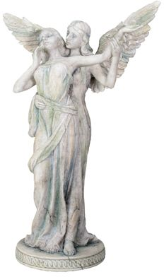 Guardian Angel Statue - Angel  Of Women Figurine - Gavreel