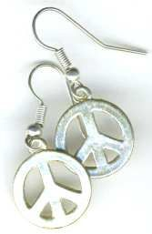 Precious Peace Handmade Earrings