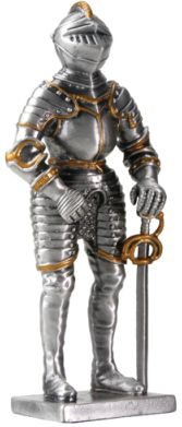 Medieval Knight Statues - Italian Knight - Style A