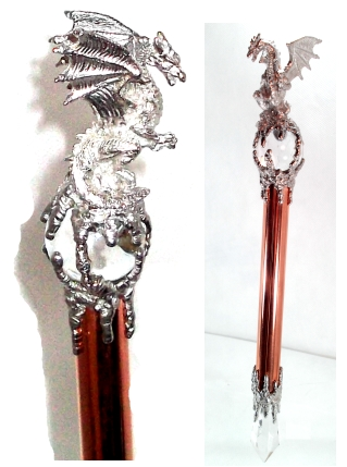 Wizards Dragon Wand