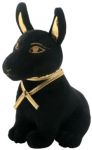 Anubis Dog Small Plush Toy