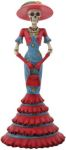 Day Of The Dead Lady Isabela Skeleton Statue
