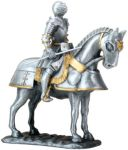 English Knight On Horse - Pewter