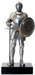 Medieval Knight Statues - English Knight