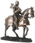 Medieval Knight Statues - Gothic Knight On Horse