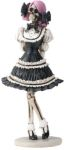 Day Of The Dead J-pop Lolita Skeleton Statue