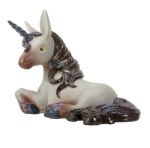 Jupiter Unicorn Figurine
